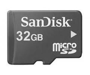 Hỗ trợ thẻ nhớ lên đến 32GB