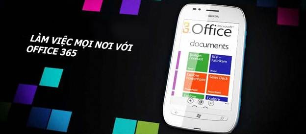Làm việc mọi nơi với Office 365