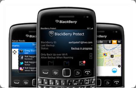 BlackBerry Bold 9790 - ứng dụng phong phú 2