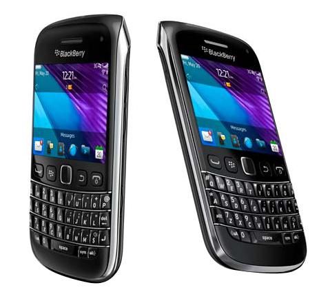 BlackBerry Bold 9790 - thiết kế đẹp