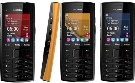 Nokia X2-02 hứa hẹn tạo nên cơn sốt ở phân khúc giá rẻ