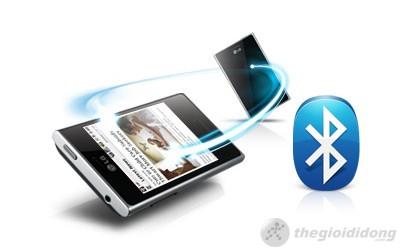 LG Optimus L3 E400 đầy đủ các kết nối
