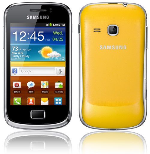 Thay màn hình, thay mặt kính Samsung Galaxy Mini 2
