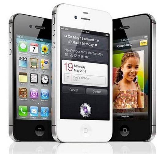 <strong>iPhone 4S</strong> với thiết kế tương tự iPhone 4