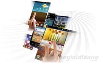 Galaxy Ace 2 được trang bị giao diện TouchWiz 4.0