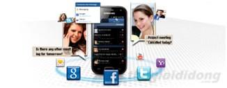 Thỏa sức kết nối bạn bè với Social Hub