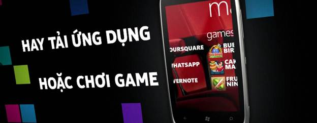 Nokia Lumia 610 - game
