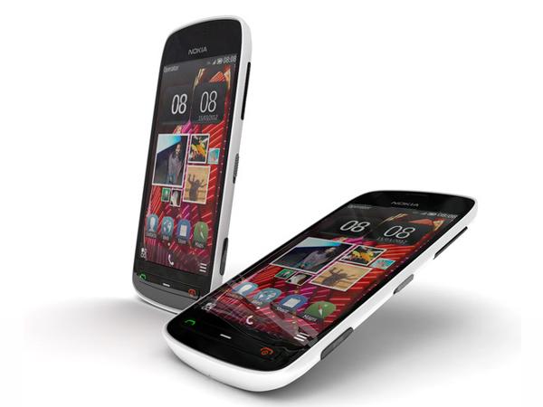 Nokia 808 PureView hiển thị rỏ dưới ánh nắng mặt trời