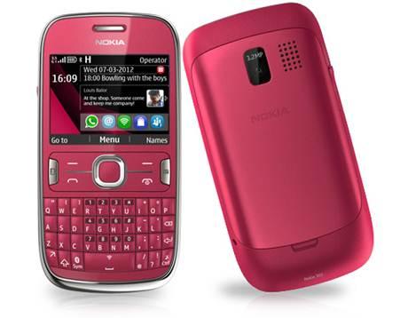 Asha 302 - trải nghiệm Nokia Store