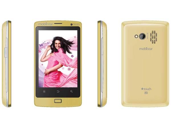 Mobiistar T933D, mẫu điện thoại xem phim 3D cao cấp nhất của Mobiistar