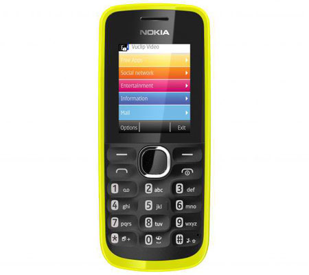 Nokia 110 nhiều màu sắc cá tính và nổi bật