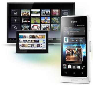 Giải trí tuyệt vời với điện thoại Sony Xperia Go