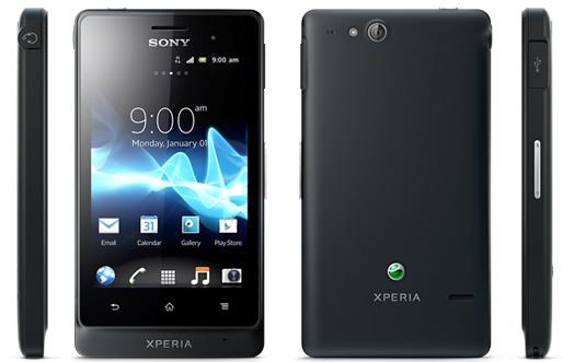 Sony Xperia Go có thiết kế đẹp và bền