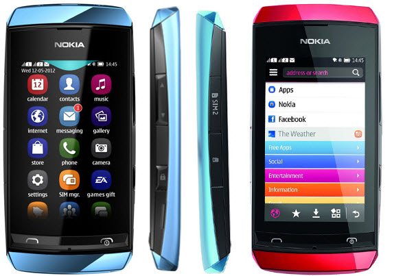 Điện thoại Nokia Asha 305