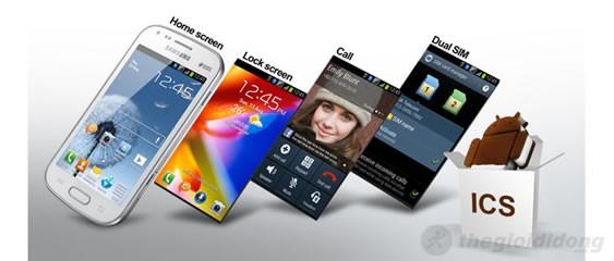 Hệ điều hành Android ISC mới nhất