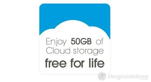 50GB miễn phí  vớiSony Xperia SL trên Box