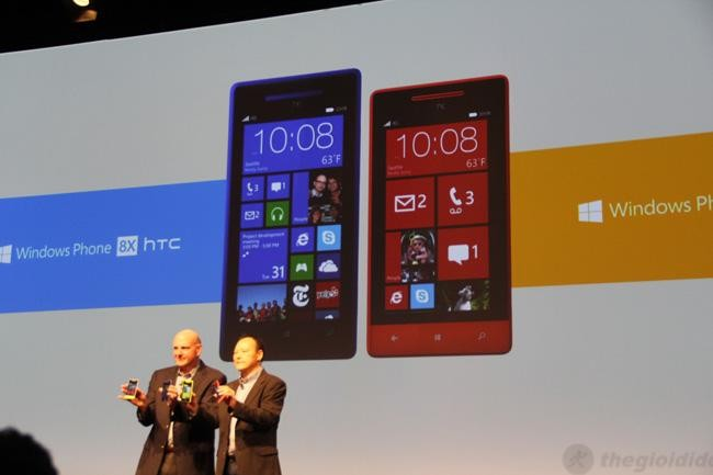 HTC 8X smartphone windows Phone 8