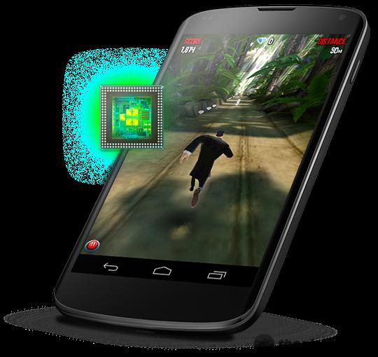 Cấu hình cực khủng của LG Nexus 4