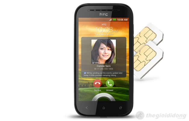 Sử dụng điện thoại đơn giản hơn với chức năng 2 sim 2 sóng
