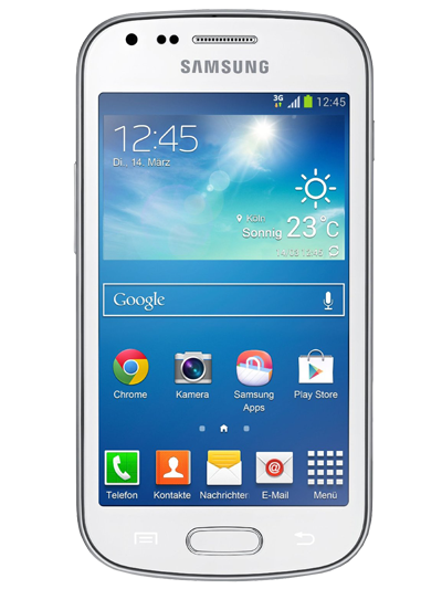 Điện thoại Samsung Galaxy Trend Plus S7580