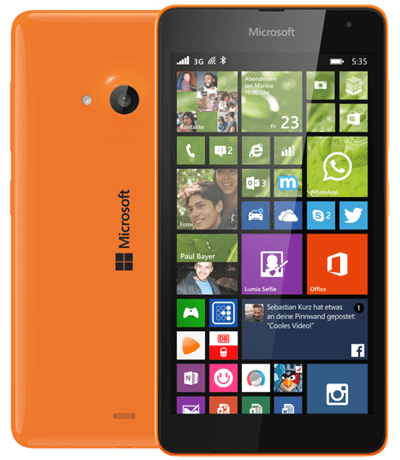 Điện thoại Microsoft Lumia 535
