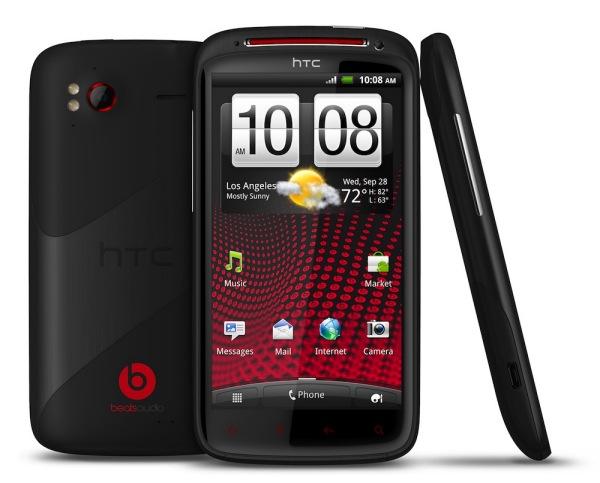 Sửa mất nguồn HTC Trophy Spark, Sensation XE Z715e, HD Mini T5555