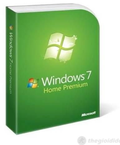 Windows 7 Home premium 64bits