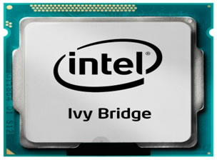 CPU Ivy Bridge