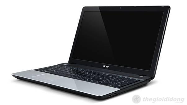 Acer E1 531 là phương tiện giải trí của bạn