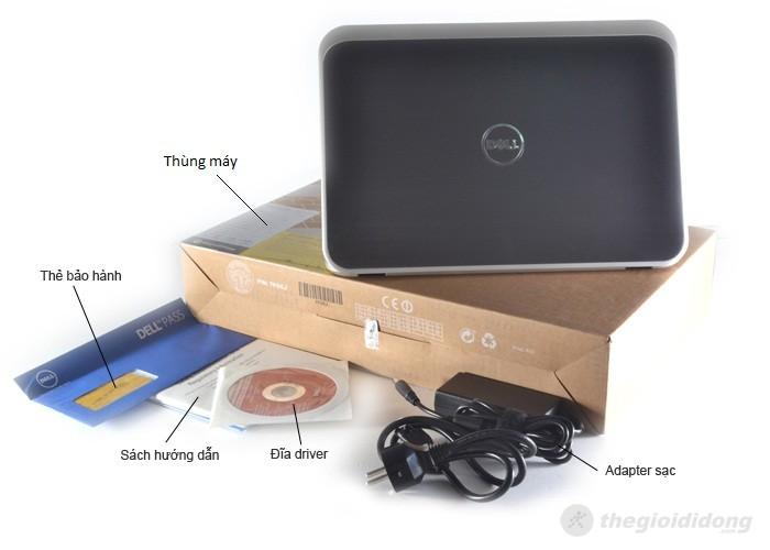 Bộ bán hàng chuẩn của Dell Inspiron 5423 14z 53314G50HSW8