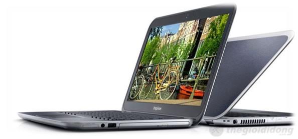 Trải nghiệm một ultrabook hoàn toàn mới trên Dell Inspiron 5423