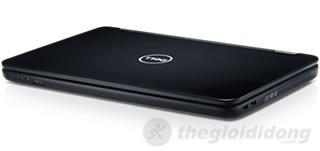 Dell Inspiron N3520 với màu đen chủ đạo mang phong cách lịch lãm