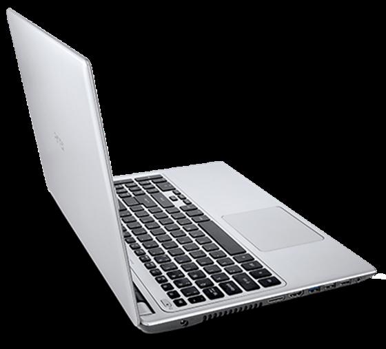 Acer Aspire V5 – mạnh mẽ thanh thoát