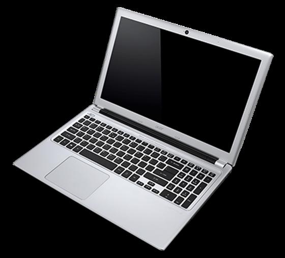 Bàn phím hoàn chỉnhh cùng touchpad rộng rãi