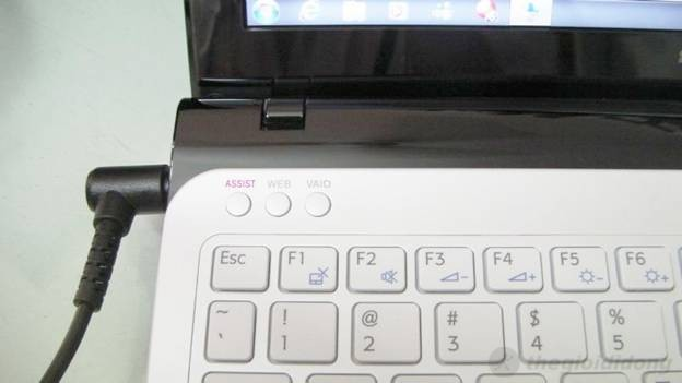 Các phím tắt  chuyên dụng của Sony