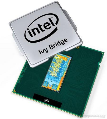 Máy chạy trên nền tảng Ivy Bridge