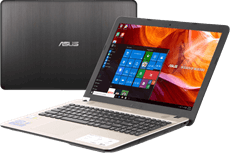 Asus A541UV i7 6500U/4GB/500GB/2GB 920MX/Win10/(XX228T)