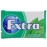 Kẹo cao su không đường...