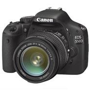 Canon EOS 550D - любительская зеркалка с поддержкой видео высокой...