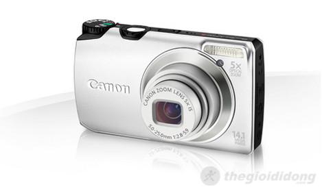 Máy chup ảnh Canon Powershot A3200 IS