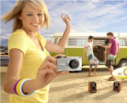 Chụp  nhiều góc ảnh khó với ống kính rộng 28mm, zoom 5X