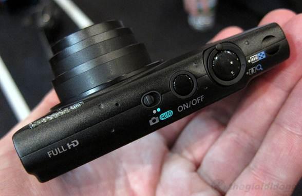 Canon  IXUS 125 HS quay phim HD cho chất lượng khá tốt