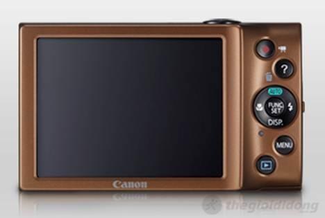Máy được thiết kế thêm nút cứng giúp chuyển nhanh sang chế độ  quay phim