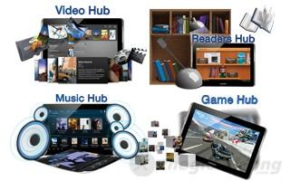 Thế giới giải trí phong phú đa phương tiện cùng Galaxy Tab 2 10.1