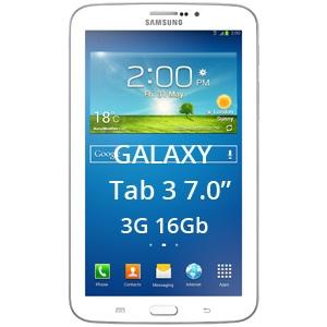 """Máy tính bảng Samsung Galaxy Tab 3 7"""" 3G 16Gb (T211)"""