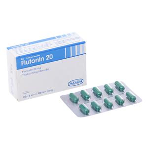 Thuốc Flutonin 20 hộp 30 viên