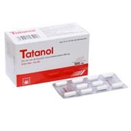 Thuốc Tatanol 500mg hộp 100...