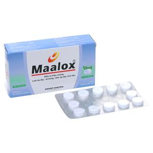 Thuốc Maalox hộp 48 viên