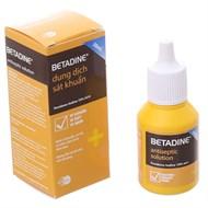 Dung dịch sát khuẩn Betadine 10% 30ml