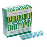 Thuốc sát trùng đường hô hấp Eucalyptin